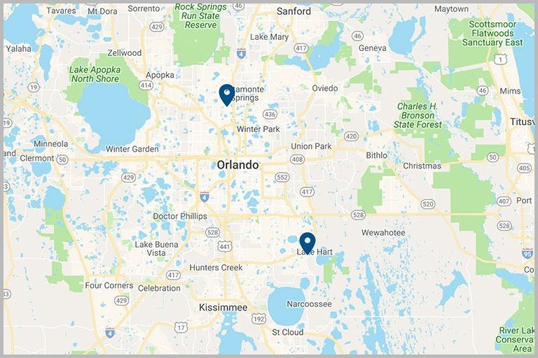 lake nona florida map Lake Nona Apartments For Rent Dwell Nona Place lake nona florida map